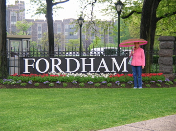 BrenMar can help with your application to Fordham a great school in NYC.